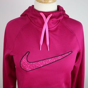 Nike Tops - NIKE Therma-Fit All Time Swoosh Hoodie XS